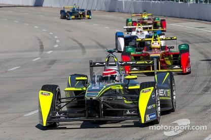 Nelsinho Piquet em ação pela China Racing(Créditos:F-E/www.motorsport.com)